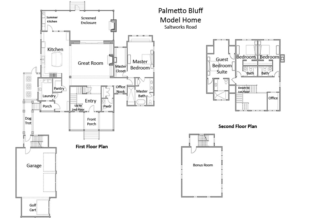 Palmetto Bluff House Plans Numberedtype